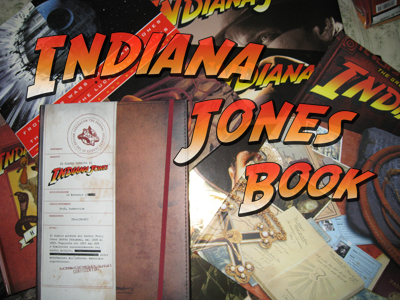 Indy's Book